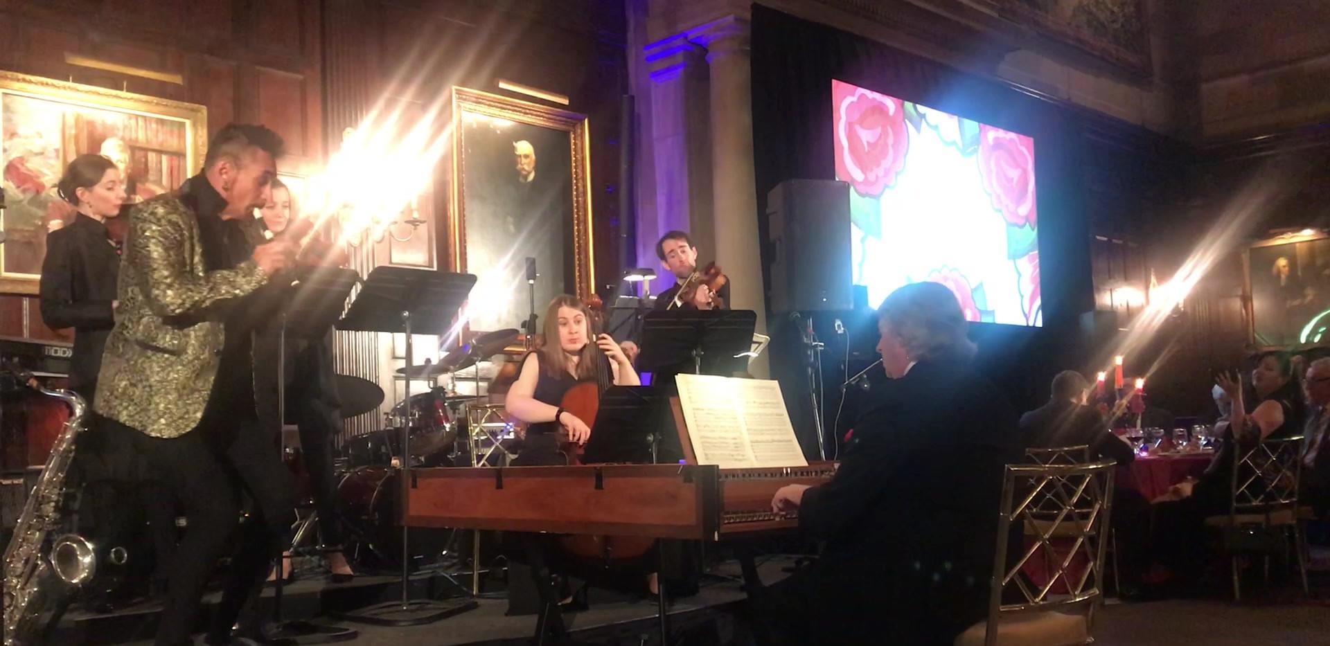 Horacio American Classical Orchestra Gala