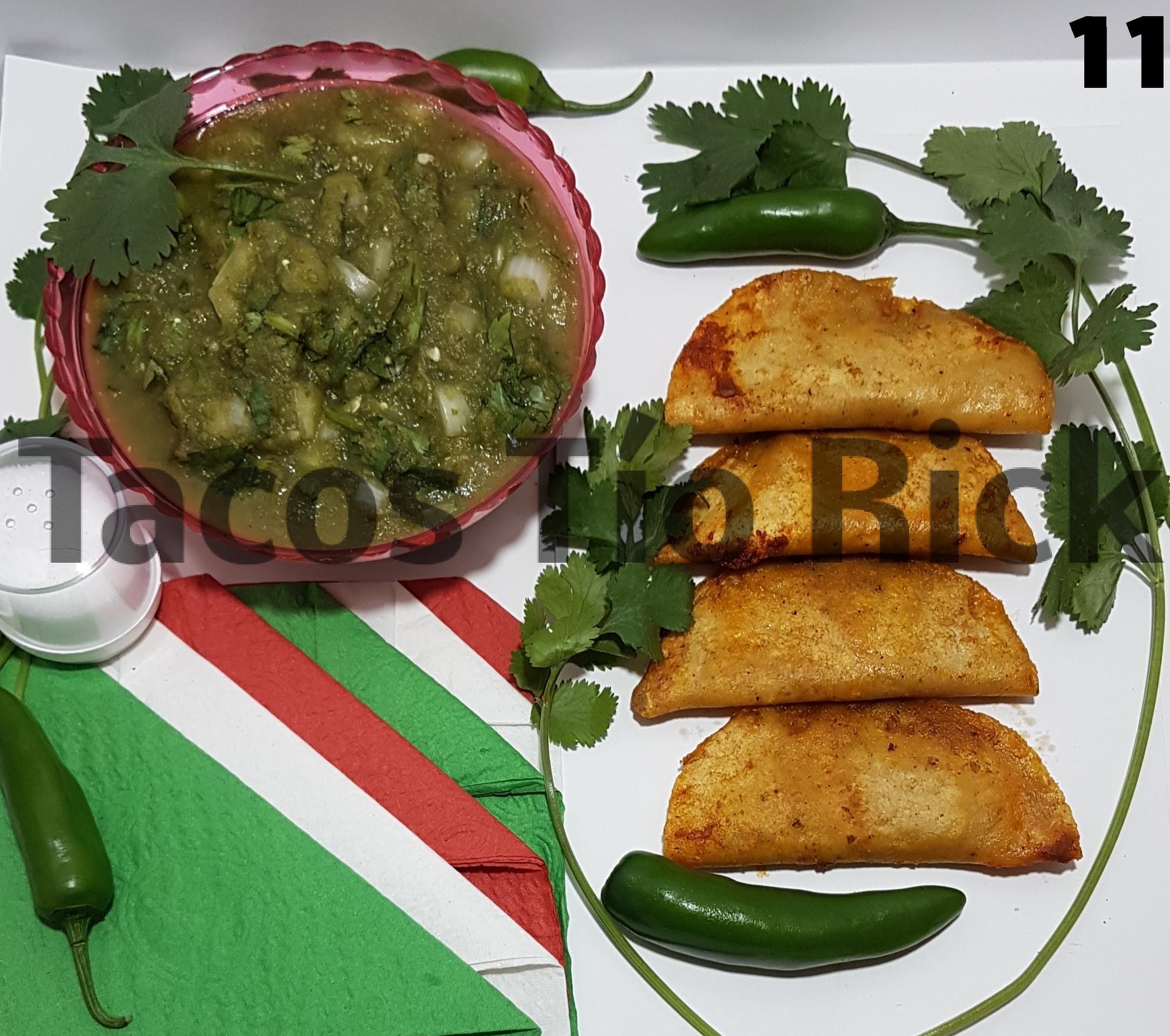 Tacos #111