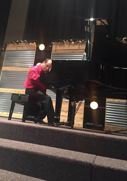 Michael Butterworth in Concert