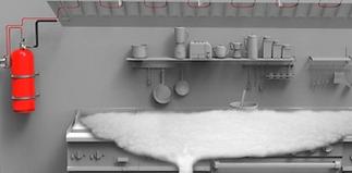 Csi Ingesfoto Extinción automática en cocinas