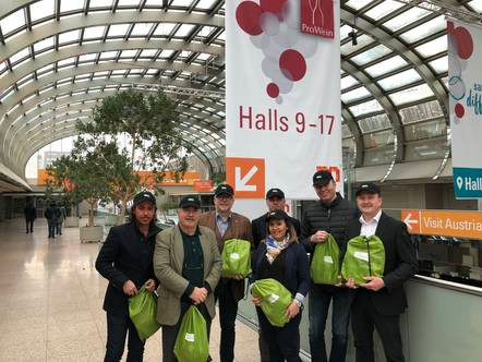Meeting of the national presidents at ProWein 2018
