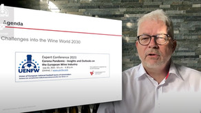 UENFW Expert Conference Addresses Current Situation of European Wine Industry