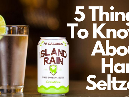 5 Things You Didn't Know About Hard Seltzers