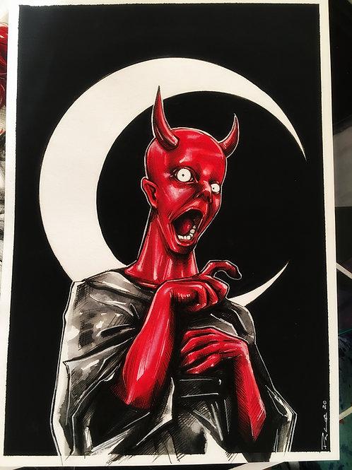Demon brat
