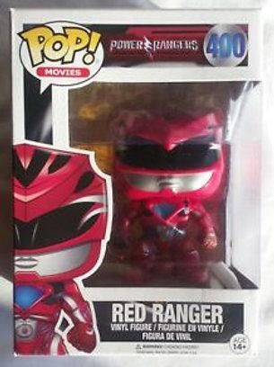 FIGURA DE ACCION FUNKO POP POWER RANGER RED #400