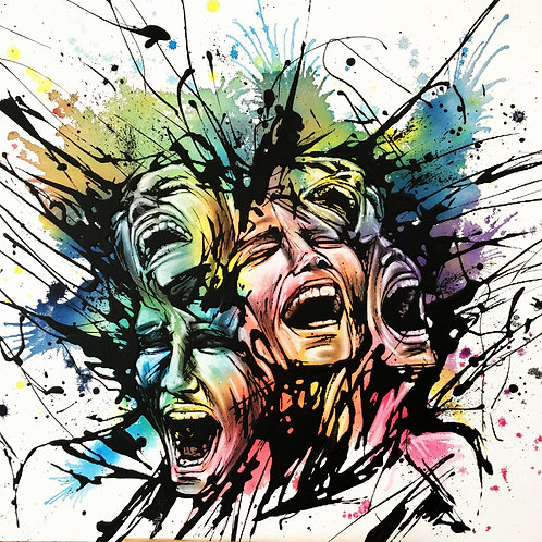 My  Colourful Depression