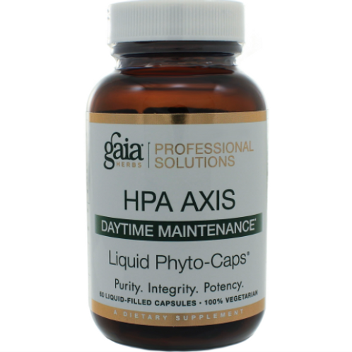 HPA Axis - Daytime Maintenance