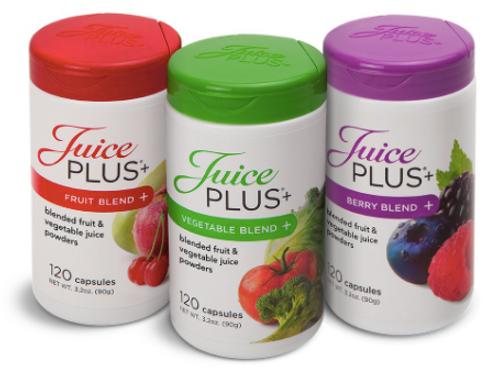 Juice Plus Trio