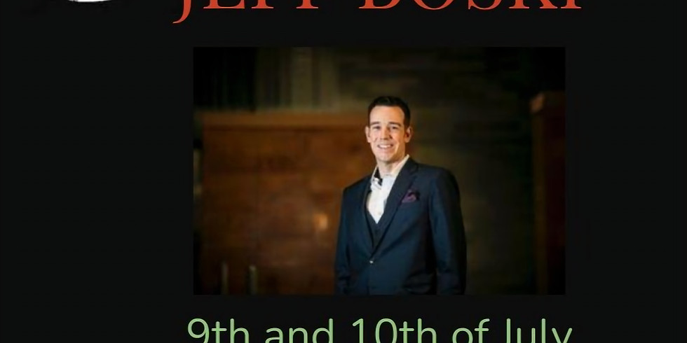 Jeff Boski and Live Game Table