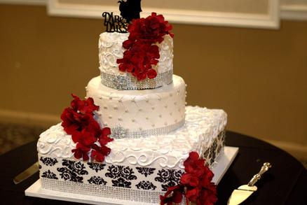 Wedding Cake | Jersey City Photographer