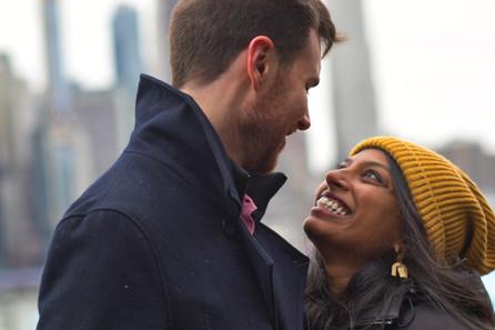 Couples Portrait | Jersey City Photographers