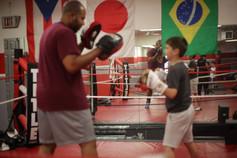 Bayonne Boxing Coach