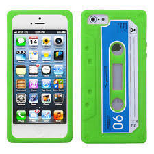 iphone 5 Cassette Case