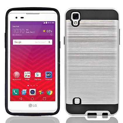 LG Tribute HD Hybrid Case