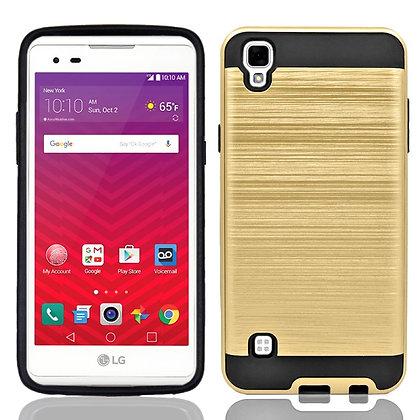 LG Tribute HD Hybrid Case