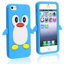 Iphone 5 penguin case