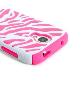 Samsung S4 Zebra Case