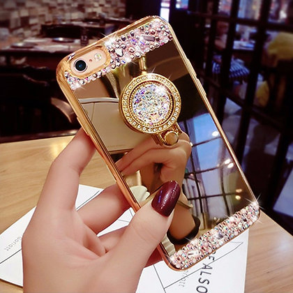 iPhone 6 Plus Reflective Mirror Case