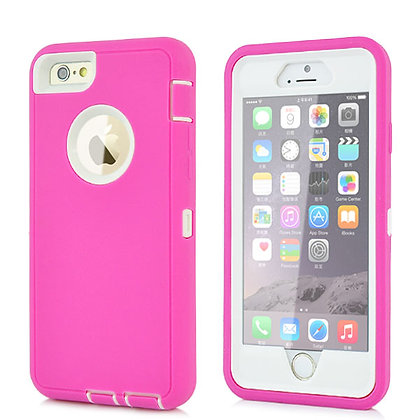 Iphone 6 Hard and Soft Case