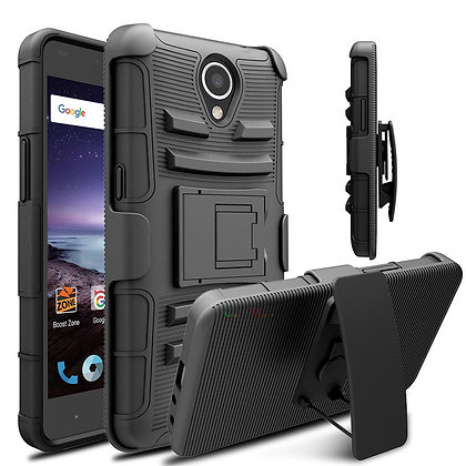 ZTE Prestige 2 Case with Belt Clip