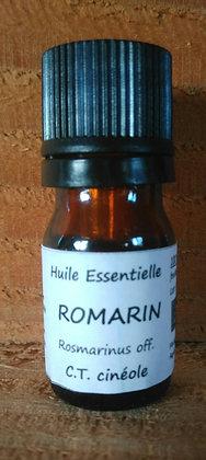 Huile essentielle Romarin 1,8 cinéole bio