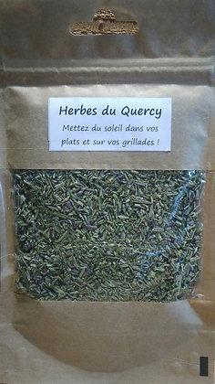 Condiment Herbes de Provence Quercy bio Thym Sarriette Origan Romarin Hysope Grillades Cuisine Goût Soleil