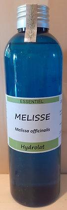 Hydrolat Mélisse biologique (Melissa officinalis) Eau florale Sédatif Calme Stress Nervosité Digestion intestin