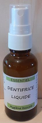 Hygiène buccale Dentifrice liquide bio Dent Bouche Parodontie Gencives saignantes soin gencive bio Déchaussement dentaire