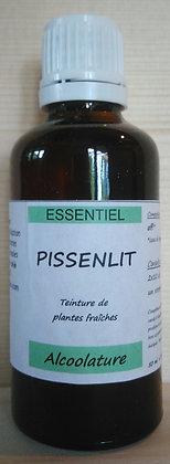 Alcoolature de Pissenlit (Taraxacum officinalis) biologique Teinture mère Extrait hydroalcoolique Detox Santé du foie Dépurat