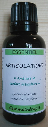gemmothérapie bio synergie articulations douleurs articulaires arthrose bourgeons cassis pin vigne frene rhumatismes gemmo