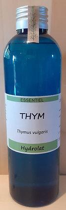 Hydrolat Thym biologique (Thymus vulgaris) Eau florale Anti-infectieux Anti-viral Immunité Anti-parasitaire Purifiant peau