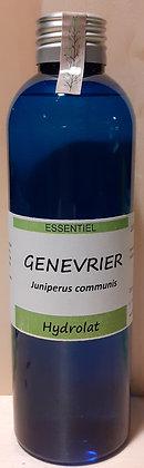 Hydrolat Genévrier du Quercy biologique (Juniperus communis) Eau florale Elimination Minceur Drainage Peau grasse Cellulite
