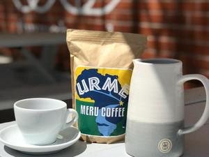 URME @ Throughgood Coffee