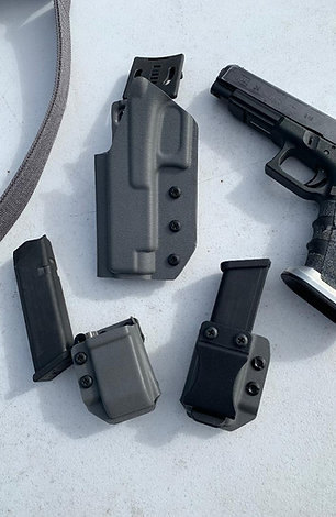 IDPA Competition Holster