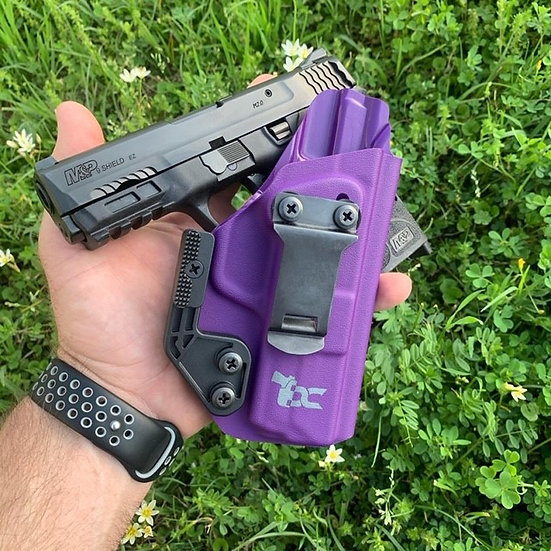 IWB Holster with Quick Clip