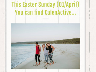 This Easter Sunday @ Margaret River Town Square Market (01/April)