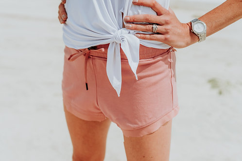Hope Shorts - Rose Pink