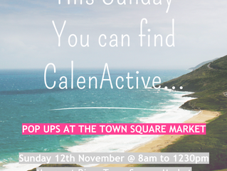 This Sunday, You can find CalenActive ...