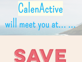 CalenActive will meet you on Christmas Eve!!!