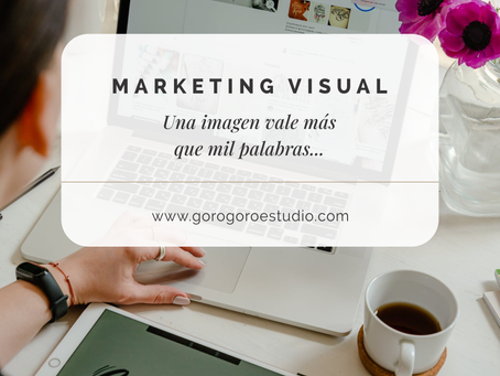 Cómo contar tu historia: Marketing Visual