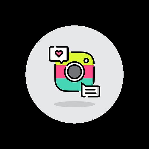 Identidad para Instagram
