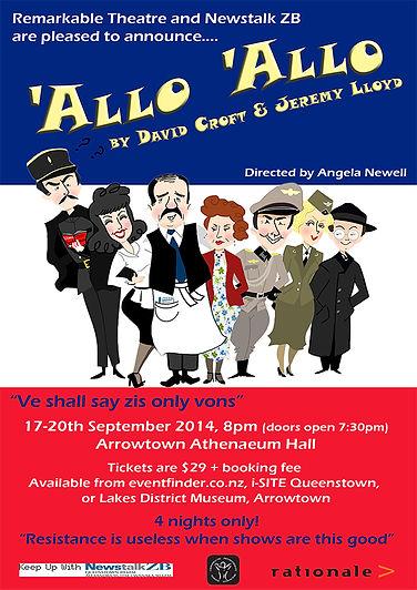 Theatre Queenstown Arrowtown