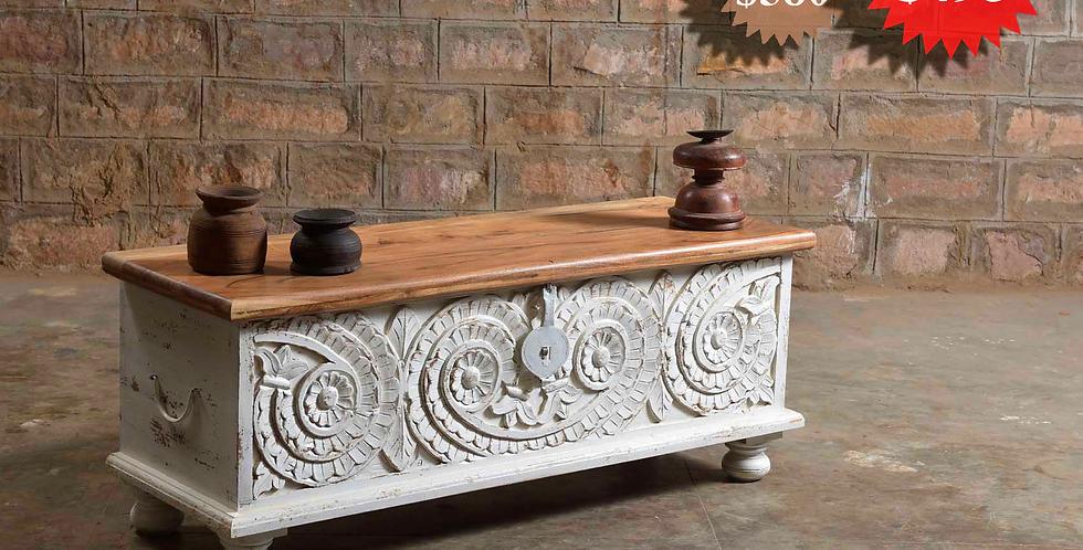 Wood Carving Box