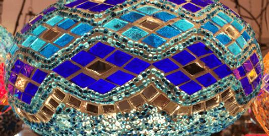 Handmade Mosaic - Single Piece