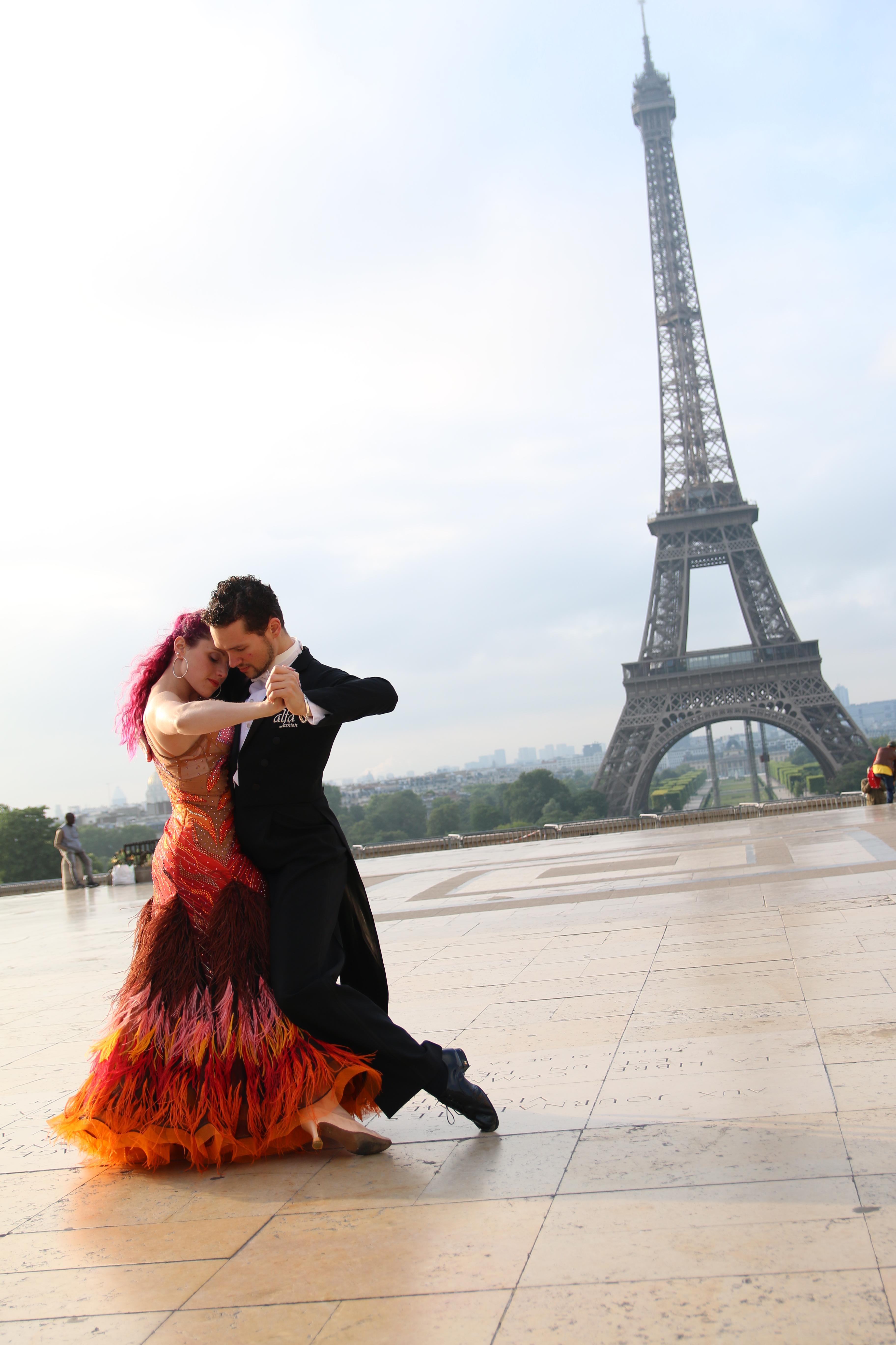Tango à Paris, France