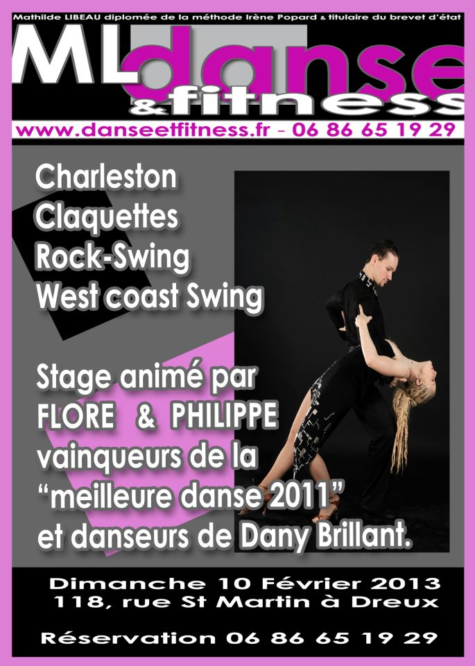 Atelier ML Danse Dreux (France)