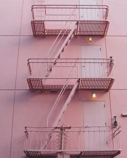 #moodbord #inspiration #pink #urban #new