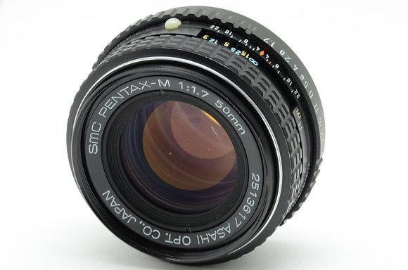 PENTAX SMCペンタM 50mm F1.7   ID 2b0739096