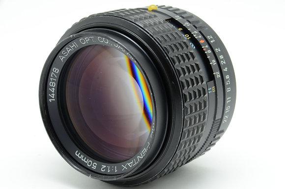 PENTAX SMCペンタ 50mm F1.2   ID 2b0738402