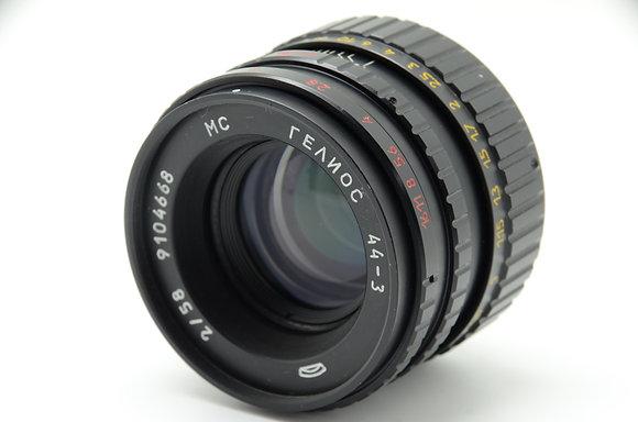 MMZ  HELIOS-44-3 58mm F2 ID 2b0743927